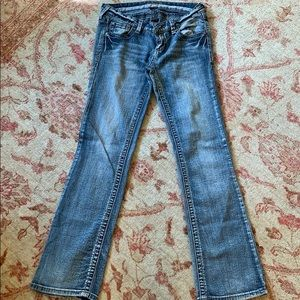 Reign Jean, used condition but good still!
